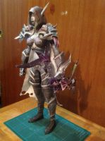 Sylvanas w/bow by ConvexAndConcave
