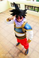 Yardrat Son goku by jeffbedash325