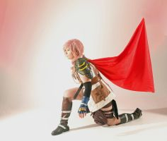 Final fantasy xiii Lightning pride by Lightninglouise