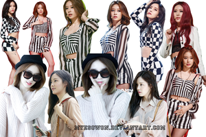 [PNG's Pack] Pack #6 - 11 Random PNG T ara by Mye by myesowon