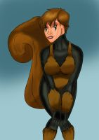 Top 10 Squirrel-Girl by mrfuzzynutz