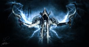 Death Diablo III Reaper of Soul by Baku-Project