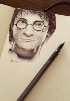 Harry Potter by ShadowSeason