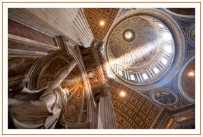 The Vatican by jdesigna