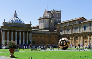 The Vatican by agelisgeo