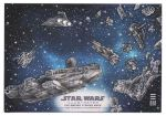 EMPIRE STRIKES BACK: ILLUSTRATED Artist Proof by Erik-Maell