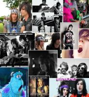 COLLAGE. FOR  A BUDDY. by RonnieRadke1512