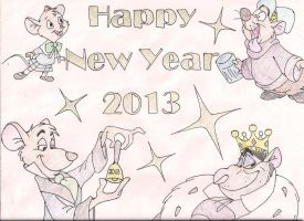 New Year 2013 by Basil4Life