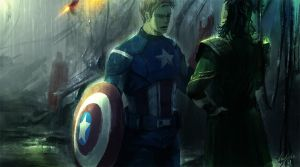 The Avengers by sher05