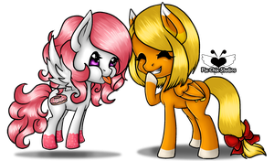 [AT] Sweet 'n' Adorable by Dare2DreamMedia
