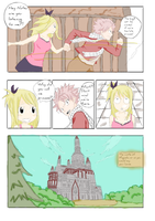 A strange kingdom P.2 colour by APH-Koneko