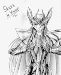 Shaka - Saint Seiya by Gbtz007