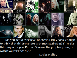 Lucius Malfoy Icons by Moonfox1781