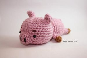 Pig by mochillery