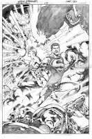 SUPERBOY COVER 04 by eddybarrows
