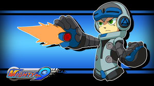 Mighty No. 9 by R64-art