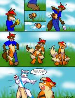 Firewolf66 TF comic page1 by CaseyLJones