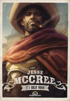 Mccree by Artgerm