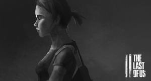 the Last of Us 2 - Ellie by Kudlaty25