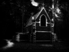 Chapel Of Lost Souls by Forestina-Fotos