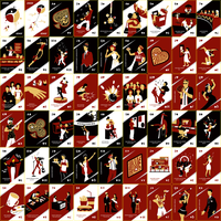 Oglesby Union Playing Cards by ctrl-alt-delete