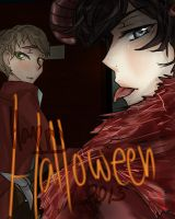 Sherlock- Halloween2013 by TheheartyM