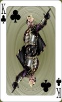 King Logan of Clubs by DominusHatred