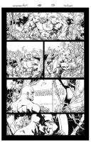 Incredible Hulk #10  pg 3 by TomRaney