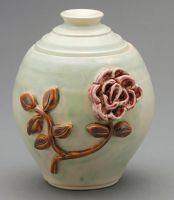 rose canister by cl2007
