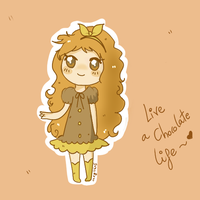 Chocolate life by Thegirlins