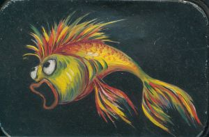 fish by Solyarise