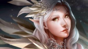 White Elf by Yip-Lee