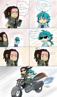 dmmd 6 by Celle-Kurochan