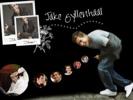 Jake Gyllenhaal wallpaper by Flepsicaa