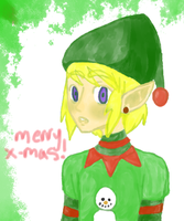 Merry Christmas~! ^^ by RabbitLuver21