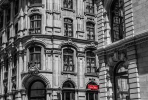 In the old Montreal! by Art-hax