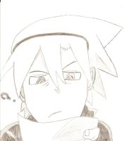 Soul Eater Evans by KitsPokePeople