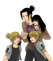 HAPPY TROUBLESOME FATHERs DAY by SympathyForShikamaru