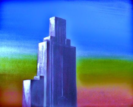Mersey Tunnel Ventilation Building by Arting100