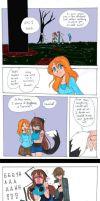 The Horror Round 2: page 3 by darkangelyuna