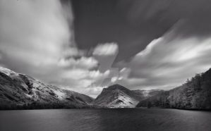 Buttermere morning by Malcrawford