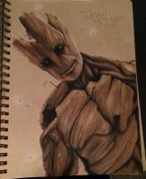 I am Groot by turianketchup