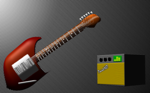 Guitar by Eulogy-Dignity