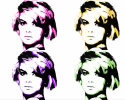 Tribute to Andy Warhol by shirowantami