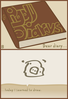 Piggy Diarys -8 by Falcfire