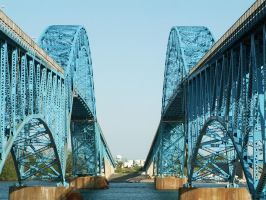 South Grand Island Bridges by historicbridges