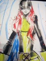 Marvel Girl by JimMahfood-FoodOne