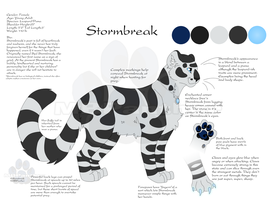 Updated Stormbreak Ref by MBPanther