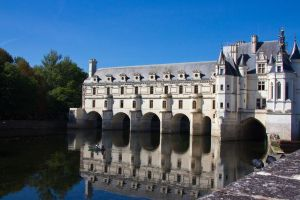 Chenonceau by DeviantTeddine