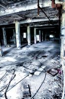 Abandonded: Big Room by basseca